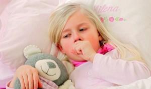 Лечение детского коклюша