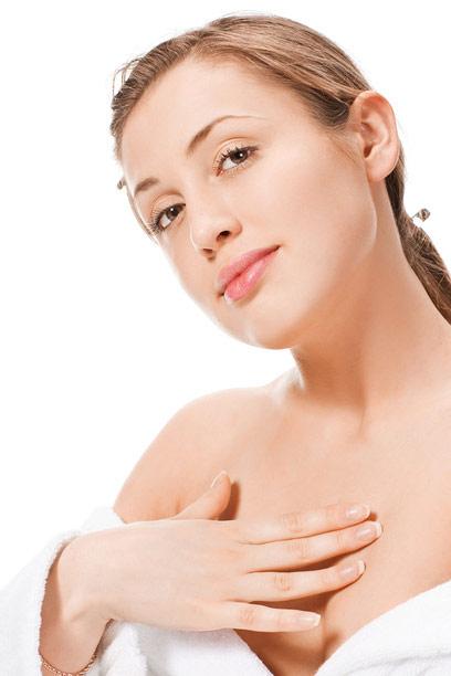 Здоровая и ровная кожа без высыпаний