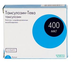Тамсулозин показания к применению - инструкция - описание препарата